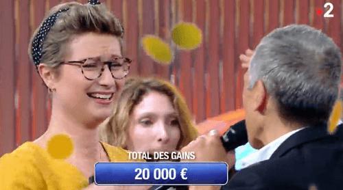 Tatiana 20,000€ - NOPLP - France 2 - 10 mai 2019