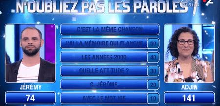 jérémy vs Adjia - 18 mai 2019 - NOPLP