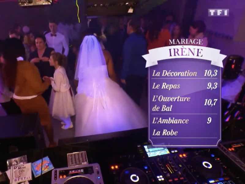 4 mariages pour une lune de miel irene 9 dec 2019